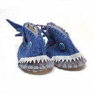 Shark booties