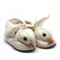 Toddler bunny booties