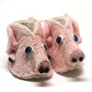 Piglet booties