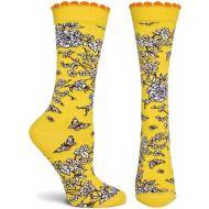 Floral de Jouy socks
