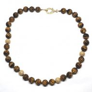 Tiger Eye of Protection necklace