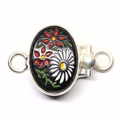 Japanese daisy clasp