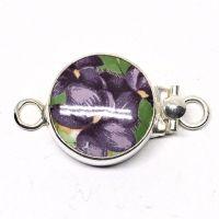 Violet clasp