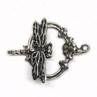 Dragonfly toggle clasp