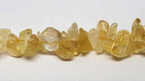 Citrine stone chips