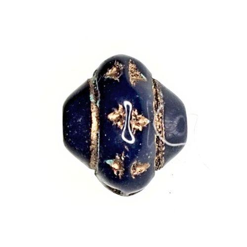 6 mm by 7 mm Czech glass beads