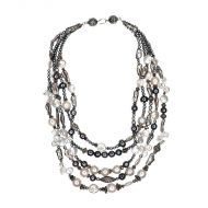 Multi-Strand Pearl Extravaganza necklace