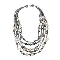 Multi-Strand Pearl Extravaganza necklace