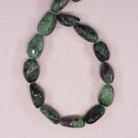 14 mm to 26 mm zoisite nuggets